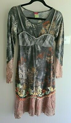 AU20 • Buy Italian Save The Queen Dress Size S
