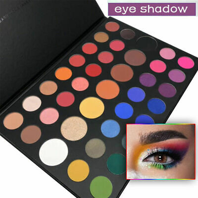 AU24.99 • Buy New Morphe X James Charles Inner Artist 39 Pressed Eye Shadow Palette Make-Up