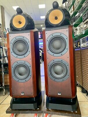 $ CDN13861.58 • Buy BOWERS & WILKINS B&W 802D NAUTILUS 500Wts Speakers No Diamond Refurbished Hi End
