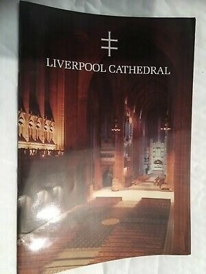 Liverpool Cathedral, Guide Book , 1987 • 2.99£