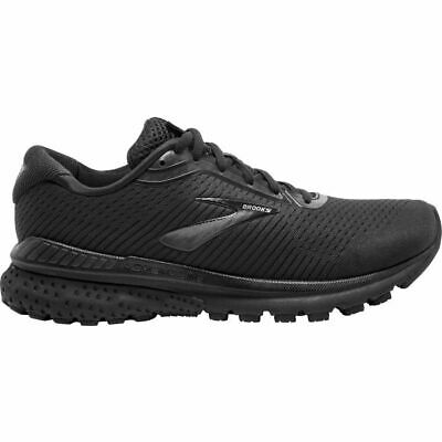 Brooks Adrenaline GTS Running Shoes Womens Ladies Support Trainers Black UK 7.5 • 99.95£