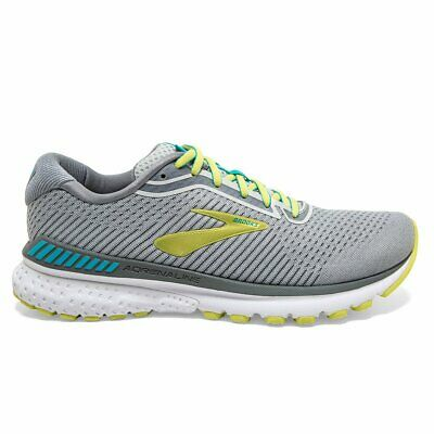 Brooks Adrenaline GTS Running Shoes Womens Ladies Support Trainers Grey UK 6 39 • 99.95£