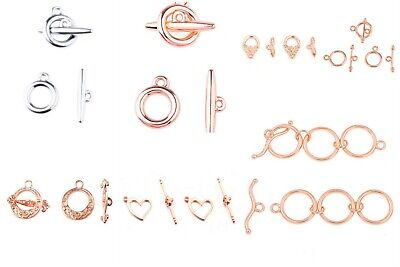 £2.20 • Buy Lady-Muck1: Designer Quality Toggle Clasps Jewellery Making Findings - UK SELLER