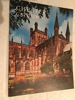 Chester Cathedral . Guide Book. • 3.99£