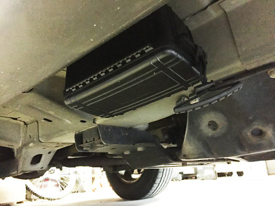 Secret Under Car Compartment - Extra Large Magnetic Stash Box 190lbs Force • 48.91£