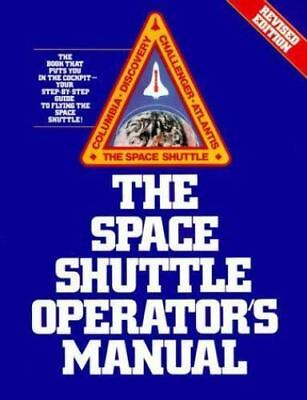 Space Shuttle Operator's Manual, Revised Edition • 7.40£