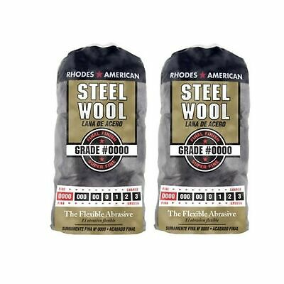 $16.88 • Buy Homax Products #0000 Super Fine Finish Steel Wool Pad 12 Per Package TV713206...