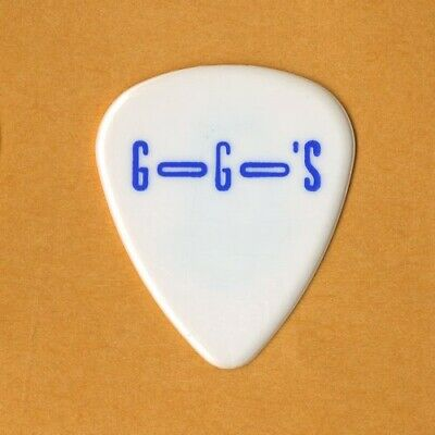 $ CDN16.39 • Buy Go Go's 1999 Reunion Concert Tour Charlotte Caffey Guitar Pick