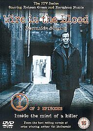 £1.99 • Buy Wire In The Blood - Mermaids Singing (DVD, 2004) New & Sealed (087)