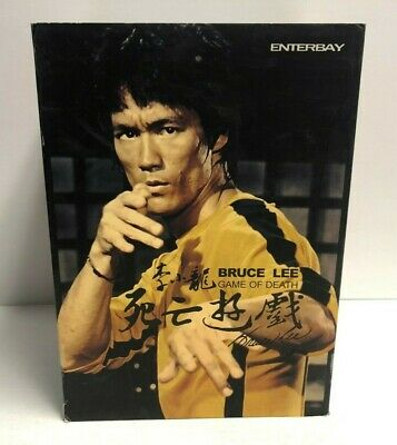 $495 • Buy BRUCE LEE Game Of Death GOD-1663 Real Masterpiece Enterbay 1/6 Scale Figure