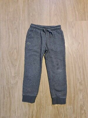 Boys Lacoste Tracksuit Trousers Age 6 Years  • 10£