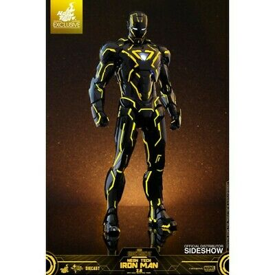 $ CDN779.45 • Buy Marvel Neon Tech Iron Man 2.0 Diecast 1/6 Scale Exclusive Figure Hot Toys