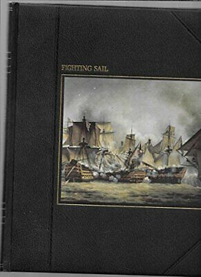 Fighting Sail (Seafarers), A.B.C. Whipple, The Editors Of Time-Life Books, Used; • 3.49£