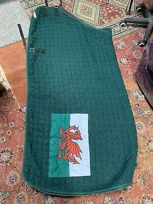 £85 • Buy Welsh Flag 5'9 Thermatex Thick Wicking Rug