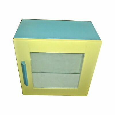 4 X Ikea New Children Wall Cabinet In Pastel 2 Colour Design With Wood Paint • 65£