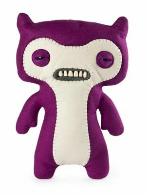 $ CDN12.66 • Buy Spin Master FUGGLER Funny Ugly Monster Lil Demon PURPLE Buttons LARGE NEW 12