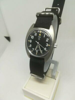 $ CDN1316.35 • Buy Authentic CWC Cabot Watch Company Vintage W10 Military Issue Men's Wristwatch