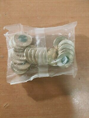 AU42.99 • Buy 2020 $1 One Dollar Green Coin Donation Dollar - Unc Bag 20 Coins