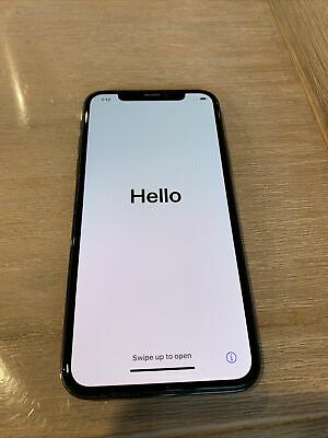 AU449 • Buy Apple IPhone X - 64GB - Space Grey (Batt Cap 86%) Great Condition (AU Stock)