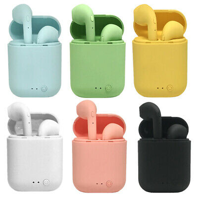 $ CDN9.25 • Buy Bluetooth Wireless Earbuds Headset Earphone For Galaxy Android Apple Iphone IPod