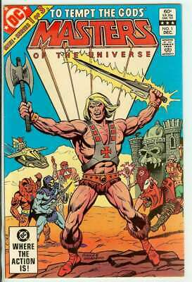 $42 • Buy Masters Of The Universe #1 9.0