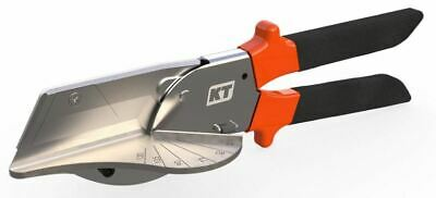 £11.95 • Buy Mitre Gasket Snips | Angle Cutter Shears | Stanley Blade | Window Trim | Beading