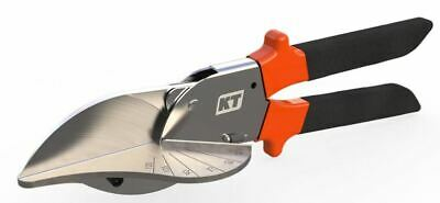 £12.90 • Buy KT Mitre Gasket Snips | Angle Cutter Shears | Solid Blade | Window Trim Beads