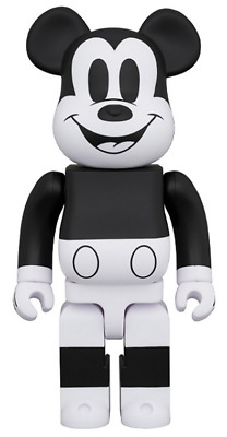 $1299 • Buy Be@rbrick Mickey Mouse (Black & White 2020 Version) 1000%