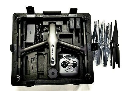 AU3899 • Buy DJI INSPIRE 2 Drone W/ Charging Hub & Case Dual Battery Design With Controller