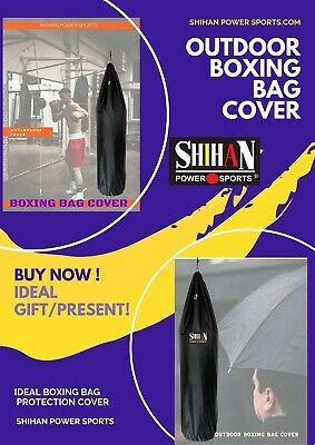 AU50.76 • Buy Boxing Bag Cover SPD DUST COVER 5-6ft & 20inch Diameter Punch Bag OUTDOOR