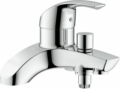 GROHE Eurosmart Bath Shower Mixer Tap Single Lever Deck Mounted 25105000 • 129.99£
