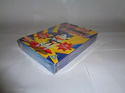 £54.99 • Buy ADVENTURES  OF SONIC THE HEDGEHOG COMPLETE SERIES Dvd UK RELEASE NEW SEALED