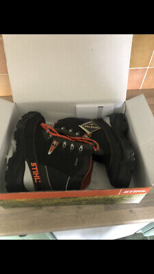 New Chainsaw Stihl Boots Size 9 • 155£