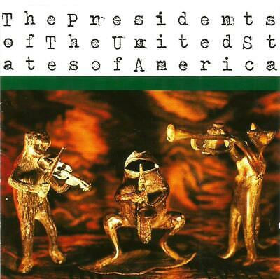 The Presidents Of The United States Of America - [Eponymous] (CD 1995) • 2.99£