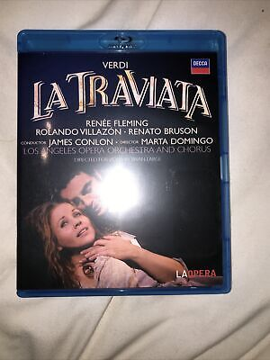 La Traviata Renee Fleming/Rolando Villazon/Renato Bruson/ Opera (no Offers) • 6£