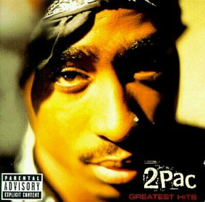 2 Pac Greatest Hits 2 CD NEW • 22.45£