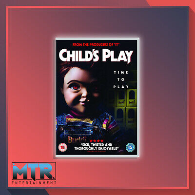 Child's Play (DVD) • 24.99£