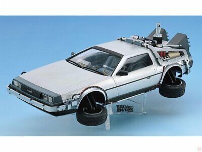 Aoshima 05917 Back To The Future Part 2 Delorean 1:24 Plastic Model Car Kit • 31.95£