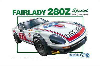 Aoshima 06100 Nissan S30 Fairlady 280Z Special '75 1:24 Plastic Model Car Kit • 27.95£