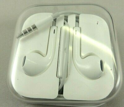 $ CDN5.71 • Buy Original Apple Earbuds With Mike, Not Wireless
