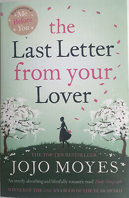 AU20.25 • Buy The Last Letter From Your Lover By Jojo Moyes Romance Novel