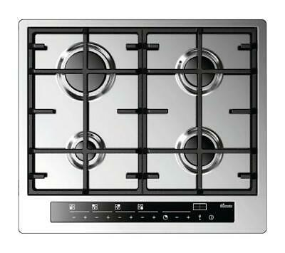 £399 • Buy Baumatic BHG630SS 60cm Premium-Line Touch Control 4 Burner Gas Hob - Stainless S