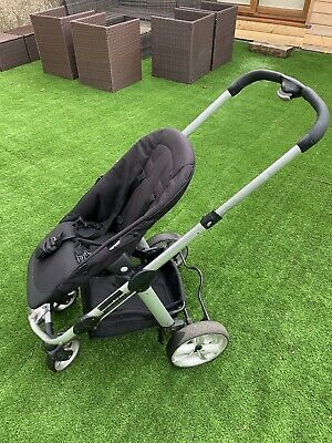 ICandy Apple 2 Pear Pushchair Single Seat Stroller Pram, Carry Cot And Extras • 99£