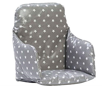 HIGHCHAIR Cushion Insert. Suitable For East Coast And Many Other Wooden HIGH To • 30.39£