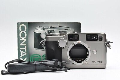$ CDN1455.77 • Buy [ALMOST MINT W/ Strap] Contax G2 35mm Rangefinder Film Camera Body From Japan