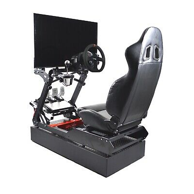 Static Racing Simulator + 40  4k Screen (Complete Ready To Race) • 3,290£