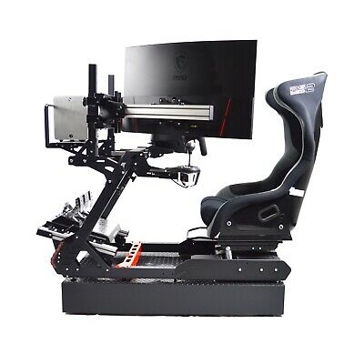Motion Triple 32  Screen Racing Simulator (complete Ready To Race) • 11,190£