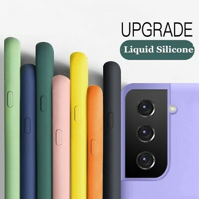 AU6.99 • Buy For Samsung Galaxy S21 Plus Ultra 5G S20 FE Case Soft Silicone Shockproof Cover