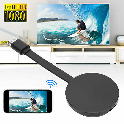 AU32.95 • Buy G7S Chromecast Chrome Cast Substitute Ultra FHD Media Video STREAMING WiFi