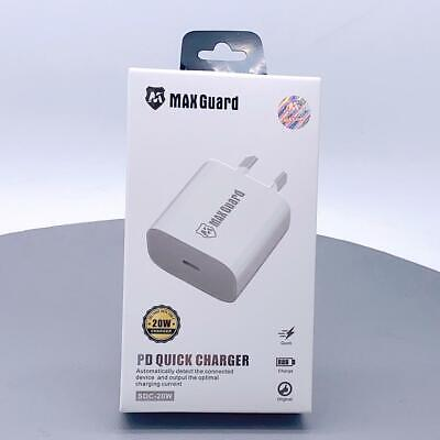 AU17.95 • Buy AU Plug PD 20W USB-C Type C Fast Wall Charger Cable Adapter For IPhone XS 12 11